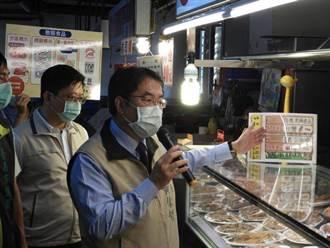 萊豬進口 台南加強查核抽驗 未標示、標示不實就開罰