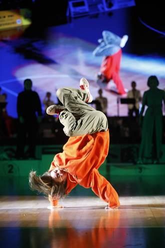 挺霹靂舞前進奧運 中華開發贊助國手選拔積分賽