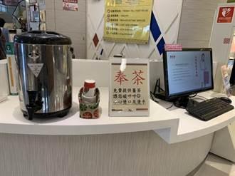 首波寒流來襲 國道服務區有免費熱薑茶
