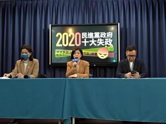 2020民進黨十大失政 「開放萊豬」為民怨之首