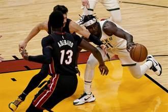 NBA》公鹿贏熱火47分 29顆三分球寫紀錄