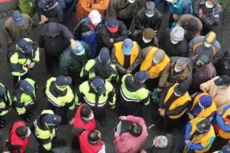 基隆理貨職業工會陳情爭取工作權 航港局協助港區理貨作業回歸正常運作