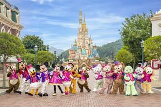 香港迪士尼歡慶15周年 官方釋出超萌IG濾鏡、貼圖