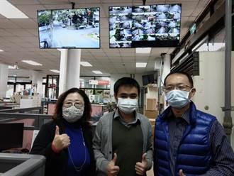 集集鎮監視器密度全縣之冠 整合優化守護安全
