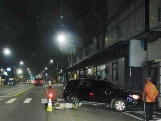 高雄女騎士3貼撞休旅車 5歲女童沒戴安全帽顱內出血死
