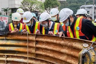北水南調 桃竹備援管線預計明年1月完工