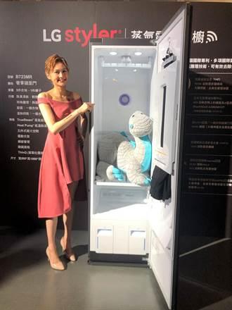LG發表蒸氣電子衣櫥PLUS版 搶市