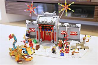搶先開箱》LEGO 2021新年盒組80106年獸的故事