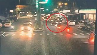 高雄通緝犯開車衝撞警車  員警開11槍還擊 五甲派出副所長受傷