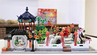 搶先開箱》LEGO 2021新年盒組80107新春元宵燈會