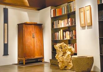 曾音器物收藏暨書畫 在居意古美術展出