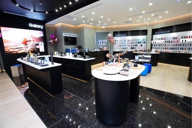 台湾三星电子今日宣布正式推出行动装置保险Samsung Care+。(三星提供)