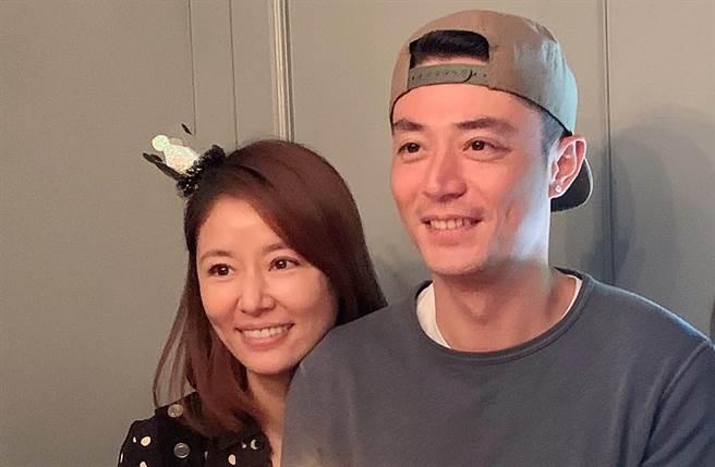 林心如和霍建華結婚4年。(圖/翻攝自Ruby林心如臉書)