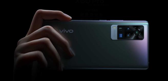 vivo正式发表X60系列手机。(摘自vivo官网)