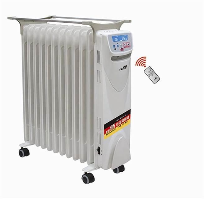 迎接最冷跨年夜 PChome 24h购物居家保暖家电近两周销量成长近2倍。图/PChome提供