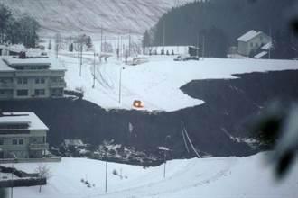 走山重創挪威社區 10人受傷21人下落不明