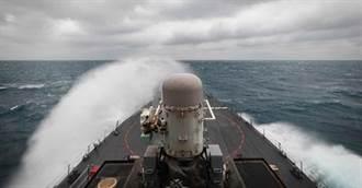 今年第13次 美2艘驅逐艦今清晨通過台灣海峽