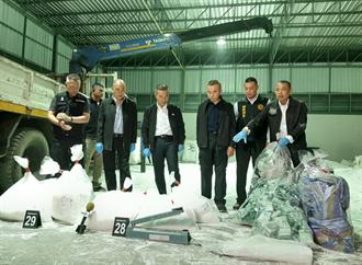 「岩鹽」變185公斤K他命 陸毒梟從巴基斯坦走私毒品遭攔截