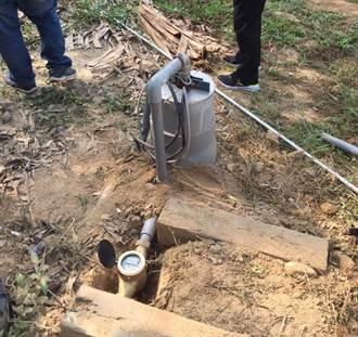 中市農用地下水明年免收規費 海線5區管制地下水取用