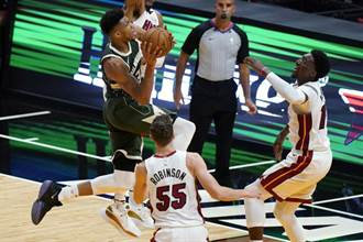 NBA》前役狂輸47分 相隔不到24小時熱火燒烤公鹿復仇