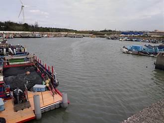 大安塭寮漁港設施不足 施志昌爭經費設浮動碼頭