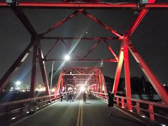 西螺大橋首次跨年晚會臨時改線上 請勿上橋看煙火