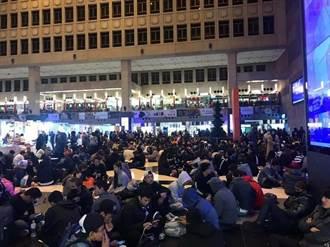 台北跨年5萬移工搞失聯 協會籲別出門群聚