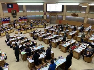 自治條例不核定 藍營周勝考:不尊重地方議會