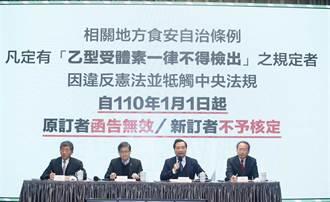 奔騰思潮:葉慶元》侵害地方自治權 違憲的是中央