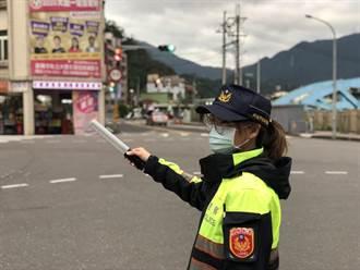 連假景點啟動人流管制 瑞芳警分局加強交通疏導