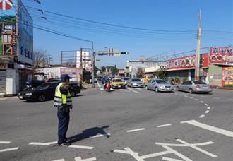 元旦假期來了!桃園遊樂區周邊將設警力進行交通疏導