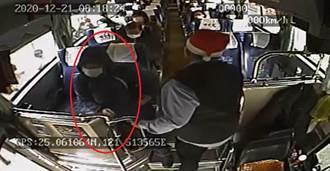 北市府官員搭客運摸女子大腿 被逮悔稱:沒交過女友一時衝動