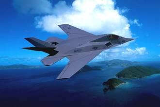 洛馬公司曾計畫F-117N「海鷹」艦載戰機