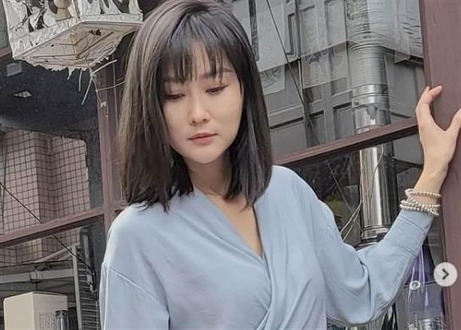 陳珮騏保養得宜、演技精湛,被封為台劇女神。(圖/翻攝自陳珮騏IG)