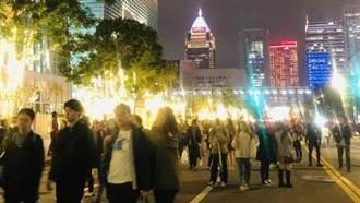 史上最冷清跨年 北市晚會舞台區僅2萬人