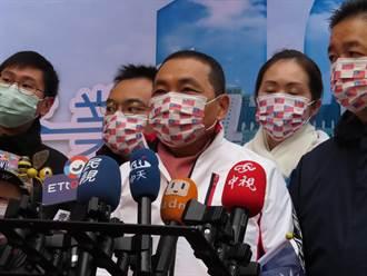 新北萊豬強制標示 侯友宜要基層公務員依法執行「市長當後盾」