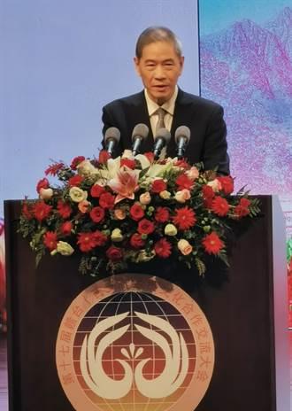 海協會長張志軍賀新年:兩岸關係好 台灣同胞才會好