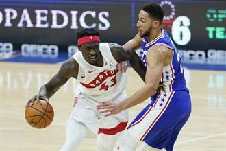 NBA》席亞卡遭隊內禁賽 暴龍反而摘本季首勝