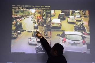 花蓮市區7路口建置自動偵測系統 科技執法交通違規難遁形