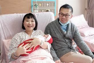竹縣8名元旦寶寶 楊婦生第3胎領5萬