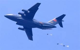 測試戰力 陸運-20上南海永暑礁