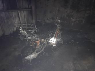 台中外籍移工宿舍起火 3人踩高溫鐵皮逃生遭燙傷