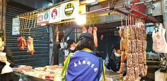 萊豬開放首日 嘉義縣查668家1742件肉品有無產地標示