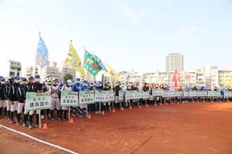 台南》巨人盃全國青少棒開打 40支勁旅爭霸