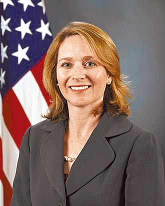 拜登提名 美首位女性副國防部長