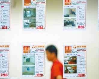 房市熱 台北居須15年不吃喝