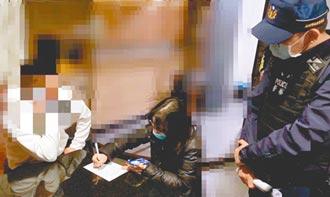 台南2名居檢男子 接連偷跑