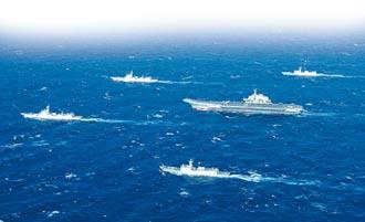 陸三亞基地擴建 可容納新航母