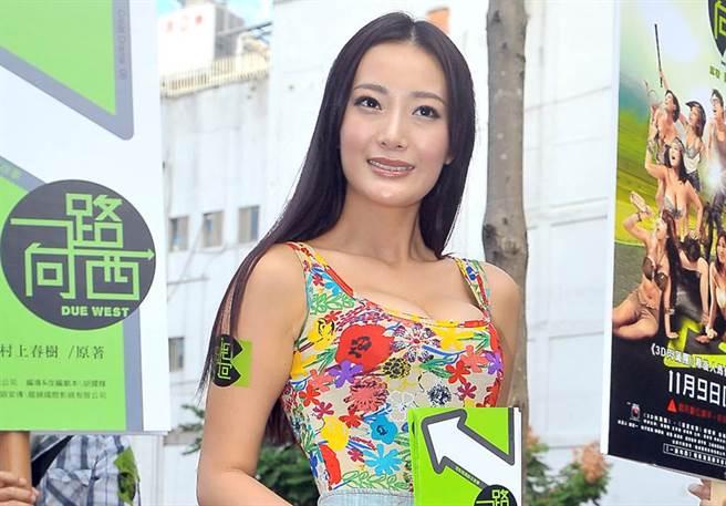 王李丹妮是上海醫科大學生,曾稱拍片目標是賺錢開診所。(資料照/盧禕祺攝)