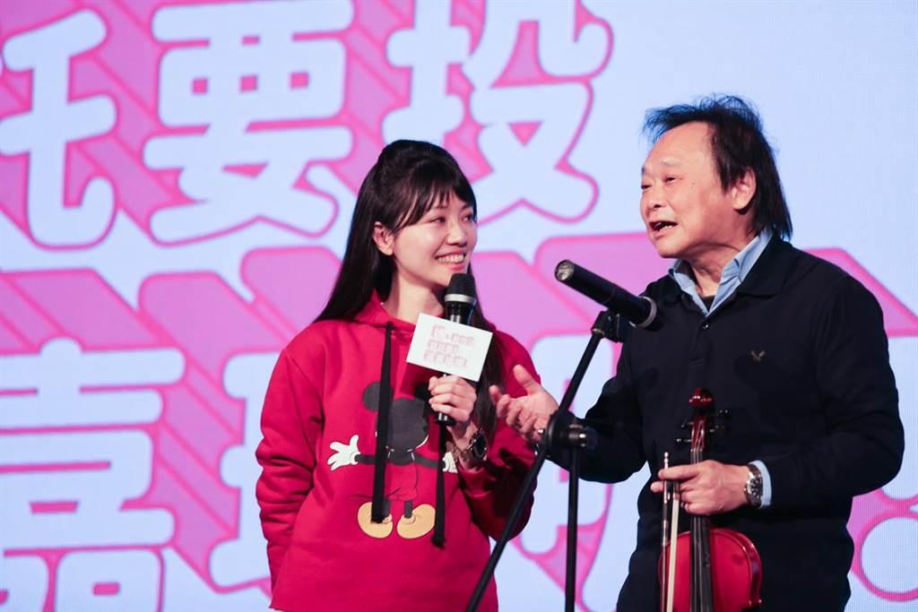 民進黨立委高嘉瑜(左)。(圖 翻攝自高嘉瑜臉書)